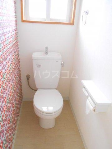 ラ・ルーチェ泉原 303号室のトイレ