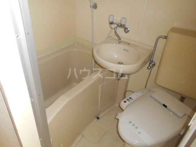 第二吉田コーポ 206号室の風呂