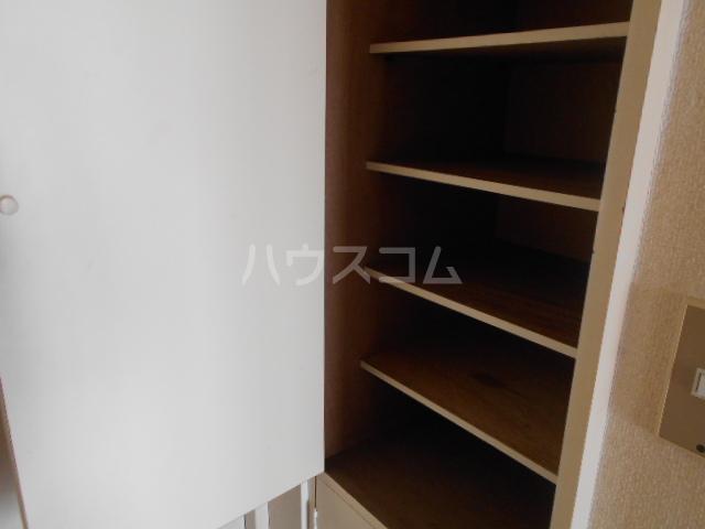 第二吉田コーポ 206号室の収納