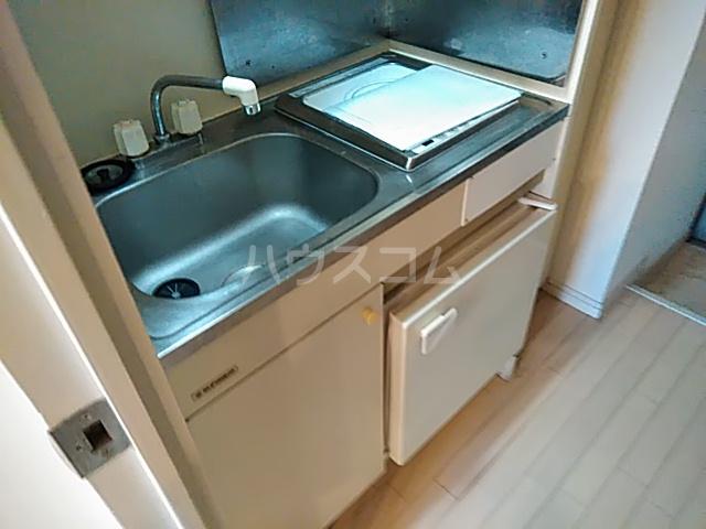 ダイアパレスアクティブシティ本厚木 208号室のキッチン
