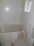 アイリス 201号室の風呂