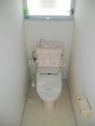 アイリス 201号室のトイレ