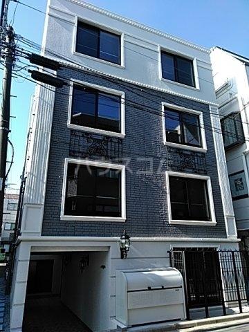 ザ バロン西新宿3116の外観