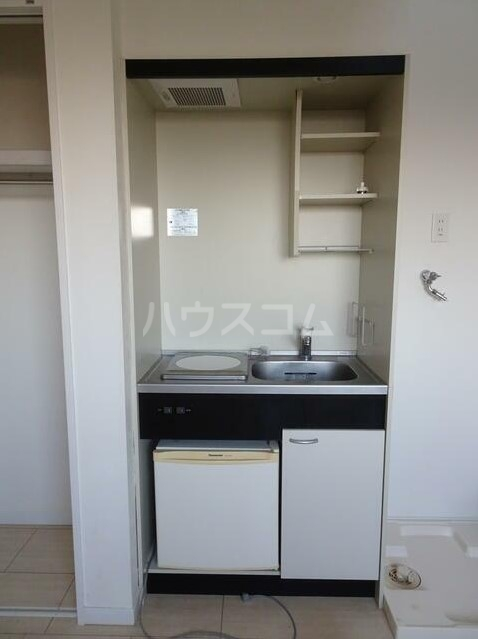 G・Aタウン南太田A棟 201号室のキッチン