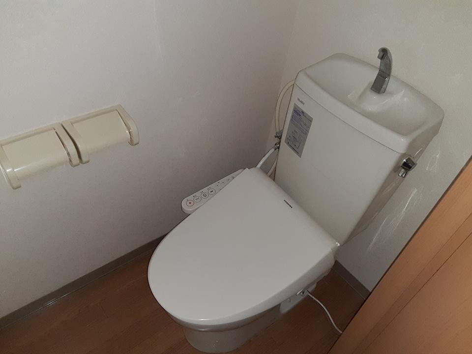 AUTHOR千草 Ⅱ 103号室の洗面所