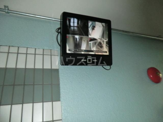メゾン・ド・オルティー 0307号室のセキュリティ