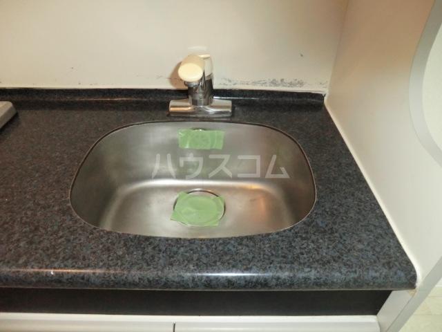 メゾン・ド・オルティー 0307号室のトイレ