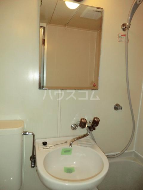 メゾン・ド・オルティー 0307号室の洗面所