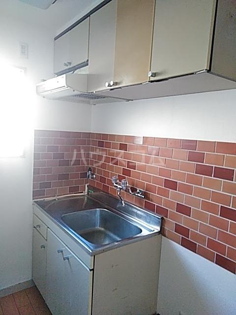 ドルフ三軒茶屋 102号室のキッチン