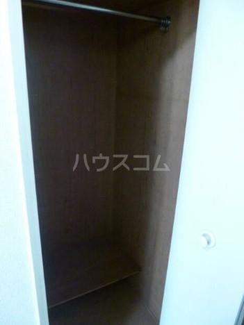 スカイコート下高井戸 1108号室の収納