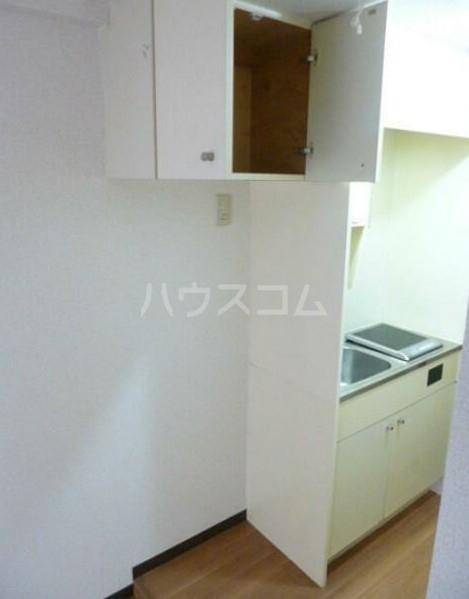 スカイコート下高井戸 907号室のキッチン