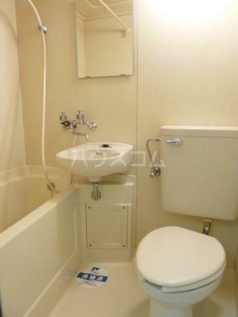 スカイコート下高井戸 907号室の風呂