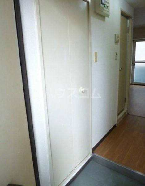 スカイコート下高井戸 907号室の玄関
