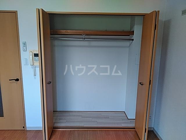 CHARITE HIYOSHI 207号室の収納