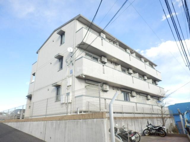 スカイヒル横浜六ッ川 A棟の外観