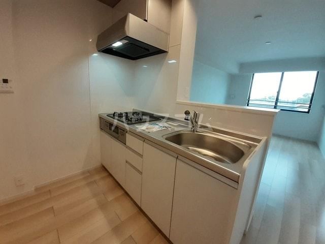 サン・トレイス 03020号室のキッチン