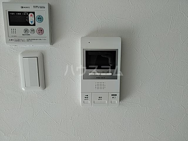 グレイスヴィラ阿部 2B号室のセキュリティ