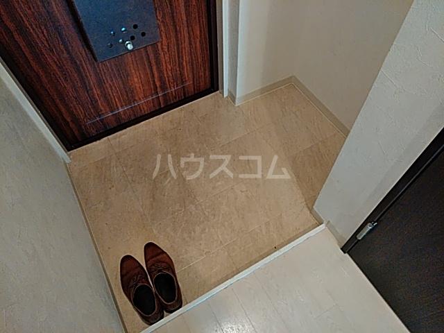 グレイスヴィラ阿部 2B号室の玄関