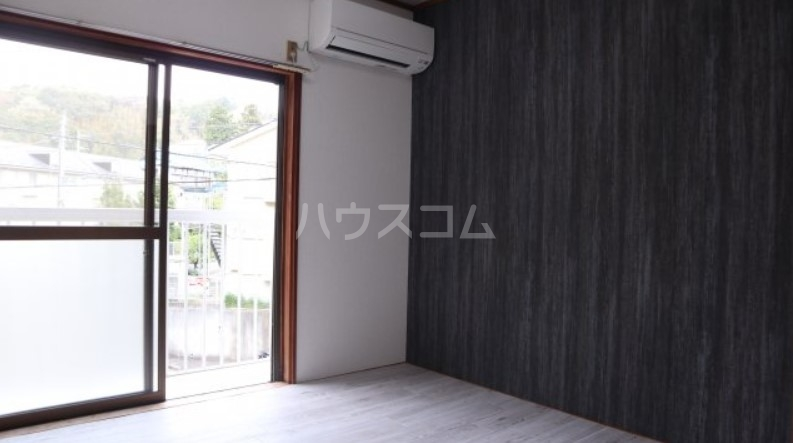 ベイルーム下倉田 1-C号室のベッドルーム
