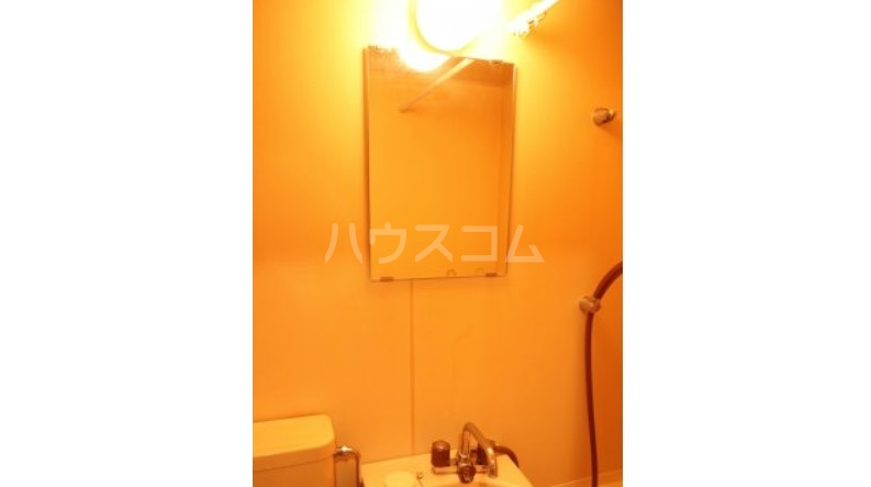 ベイルーム下倉田 1-C号室の洗面所