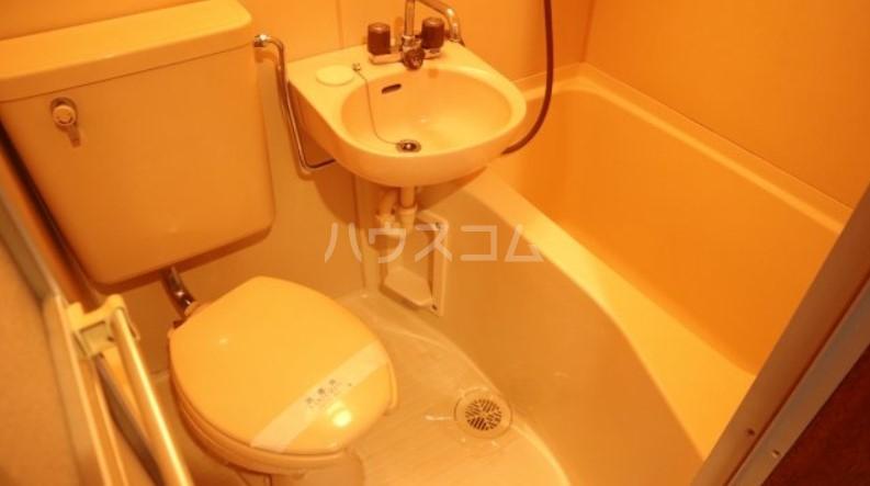 ベイルーム下倉田 1-C号室の風呂