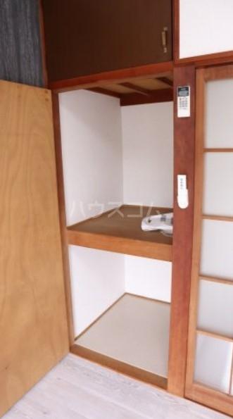 ベイルーム下倉田 1-C号室の収納
