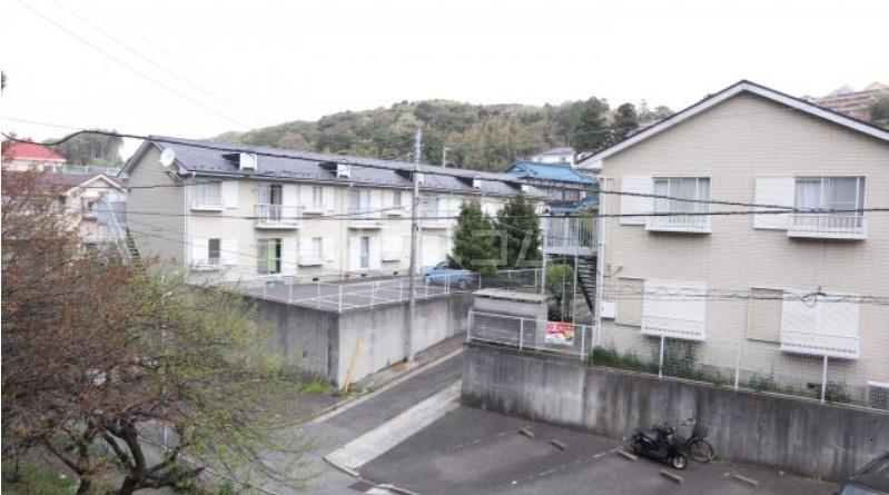 ベイルーム下倉田 1-C号室の景色