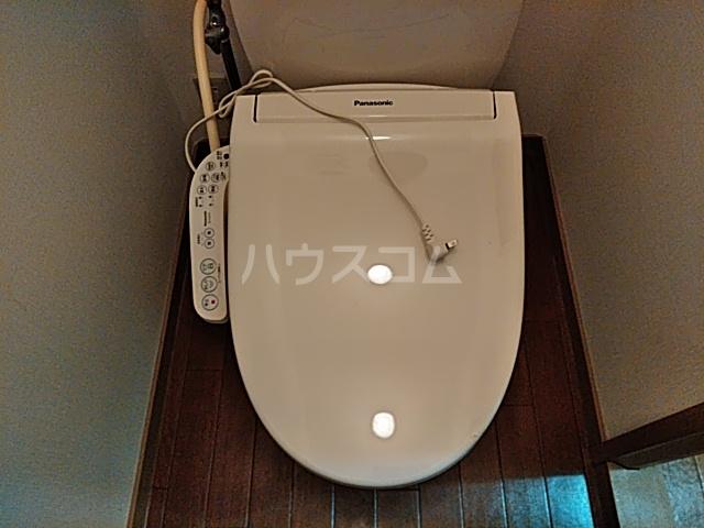 サンプラミー段町 202号室のトイレ
