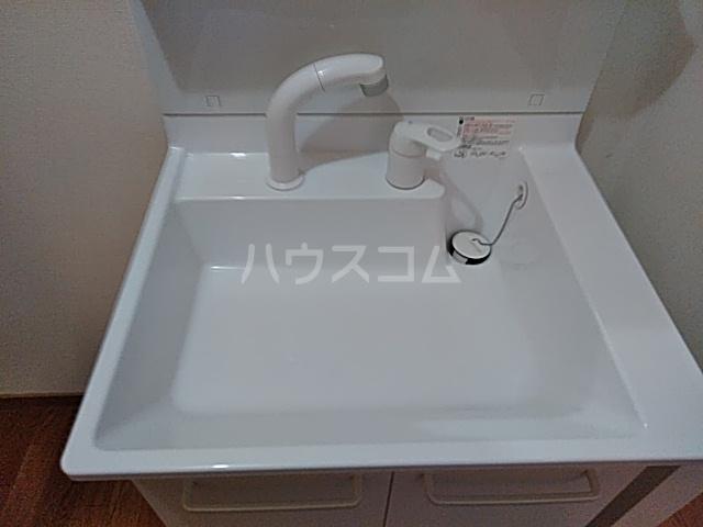 サンプラミー段町 202号室の洗面所