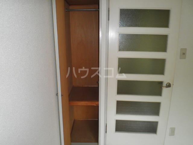 プレシャスアルモニ 511号室の収納