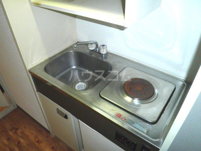 プレシャスアルモニ 511号室のキッチン