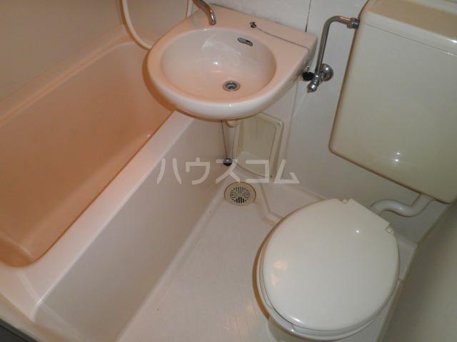 プレシャスアルモニ 511号室の風呂