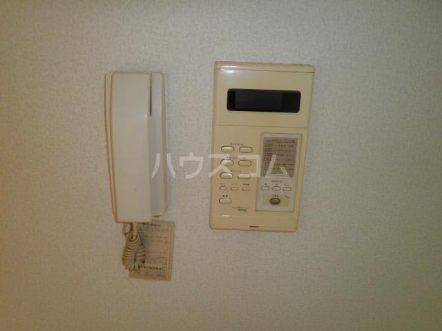 プレシャスアルモニ 511号室のセキュリティ