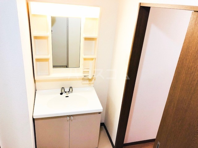 M3蔵波台 01020号室の洗面所