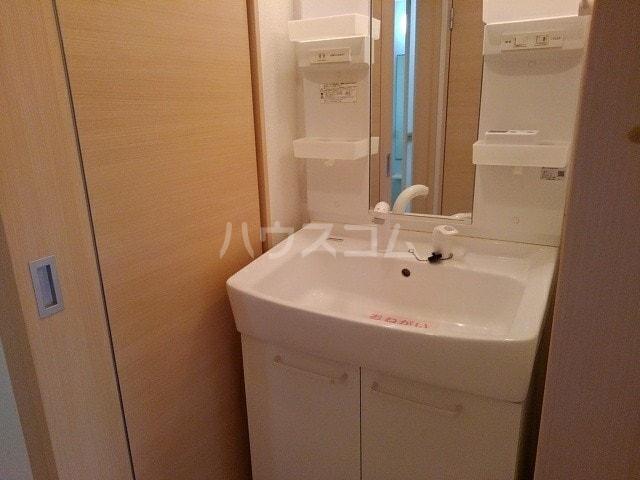プラシードⅠ 02020号室の洗面所