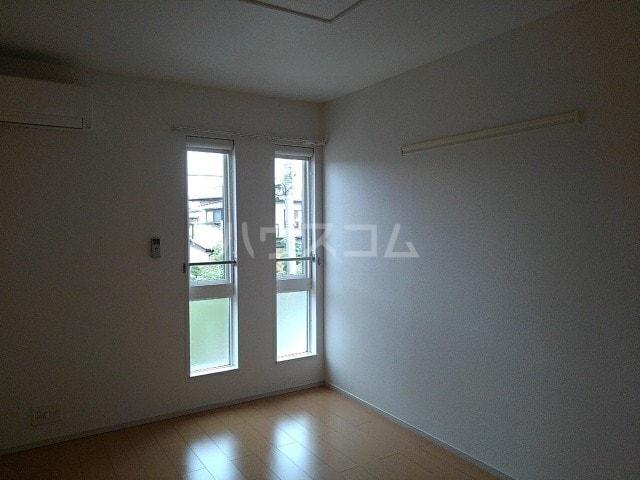 プラシードⅠ 02020号室のベッドルーム