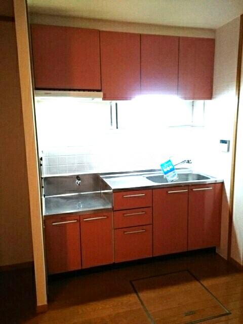 ビ・エトワール 01010号室のキッチン