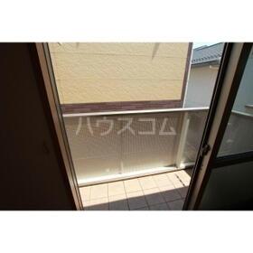 アクアハイム 202号室の洗面所