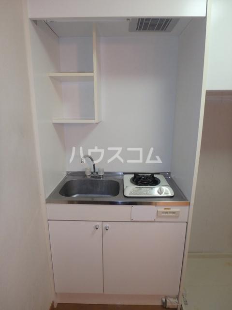 パルミエ 104号室のキッチン