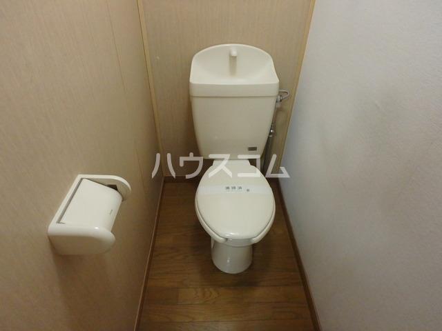 パルミエ 104号室のトイレ