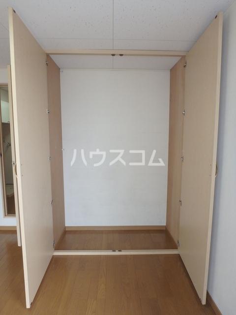 パルミエ 104号室の収納