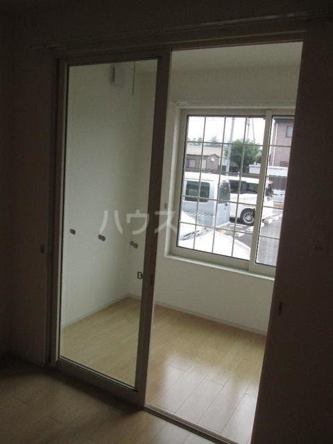シャルム 01020号室のバルコニー