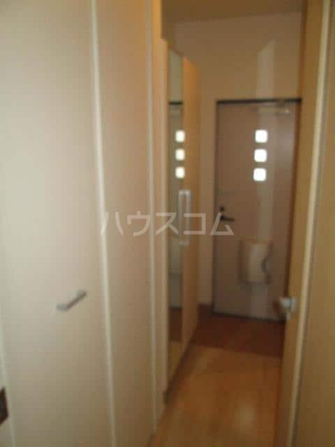 シャルム 01020号室の玄関