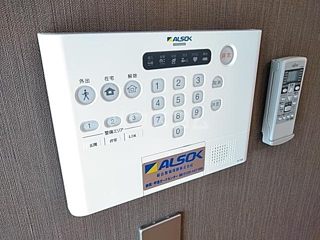 ミストラル 1-B号室のセキュリティ
