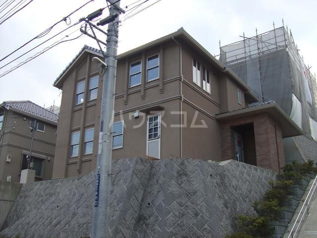 万福寺19街区住宅の外観