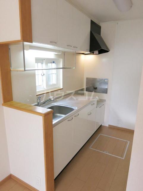 グラジオ 01040号室のキッチン