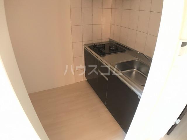 アリエッタ 206号室のキッチン