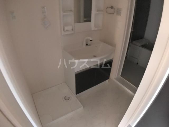 アリエッタ 206号室の洗面所