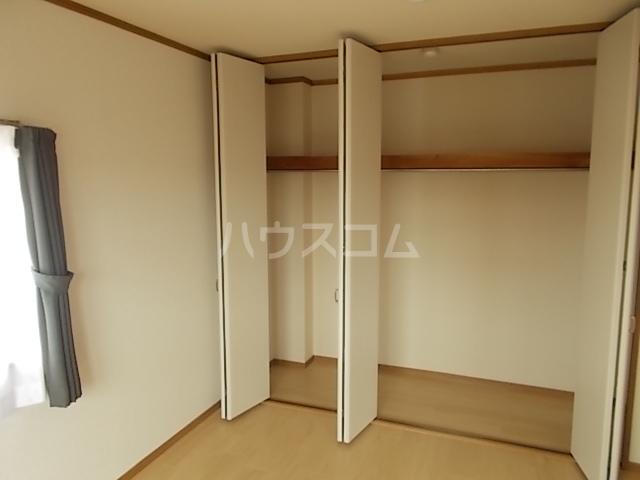 メゾン・ド・ビュー 03040号室の収納