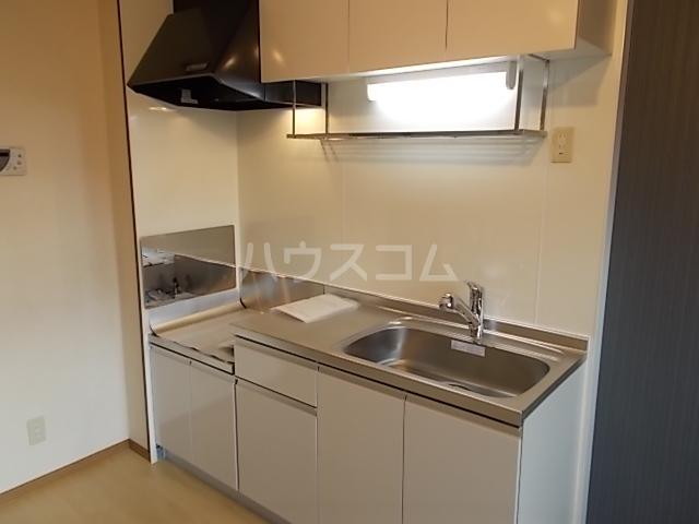 メゾン・ド・ビュー 03040号室のキッチン